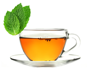 Siberian Chaga tea with mint - 70g