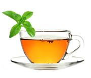 Siberian Chaga tea with stevia leafs - 70g