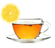 Siberian Chaga tea with lemon - 70g