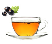 Siberian Chaga tea with leaves of black currant - 70g